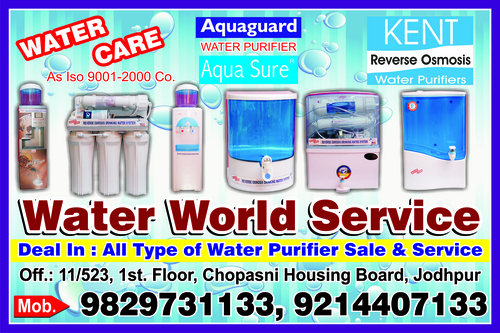 All Type Of Water Purifier Sale And Service Available In Jodhpur Rajasthan