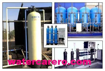 Domestic & Industrial Water Treatment Plant