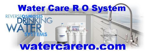Home Water Purifier R O System