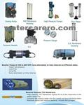 Water Care Water Purifier RO Components Range